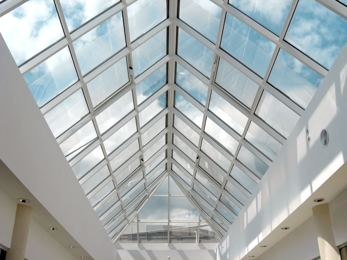 Glass Roof Lights Skylights Amp Glass Lanterns Chippenham